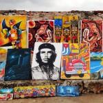 Кубинцы, картины