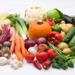 фото овощей, моркови, тыквы, красного перца, огурцов, капусты