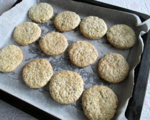 фото песочное печенье