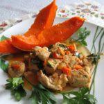 Как вкусно приготовить тыкву в духовке, простой рецепт