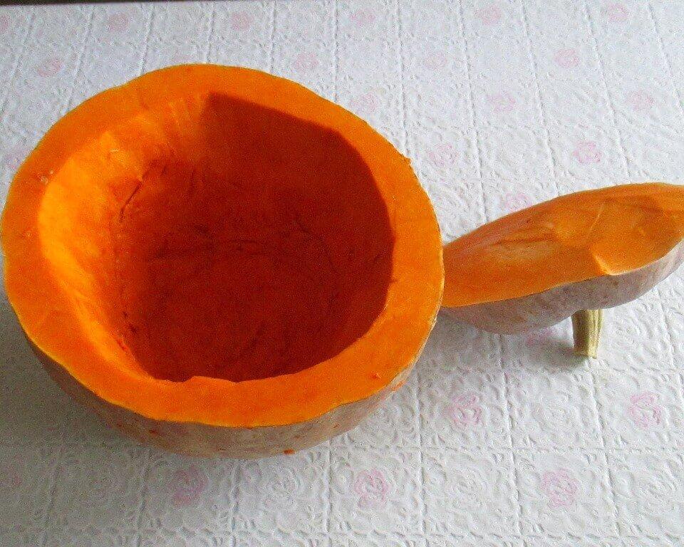 фото приготовление тыквы с фото