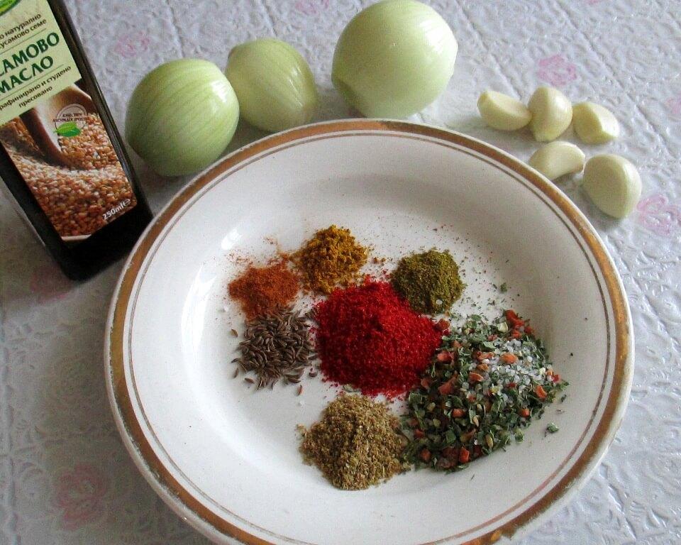 ингредиенты для горохового супа,  ингредиенты для супа