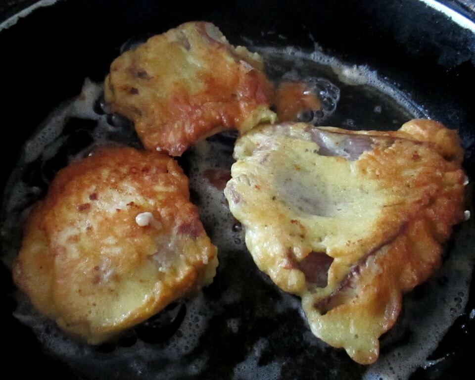 рыба в кляре пошаговый рецепт с фото