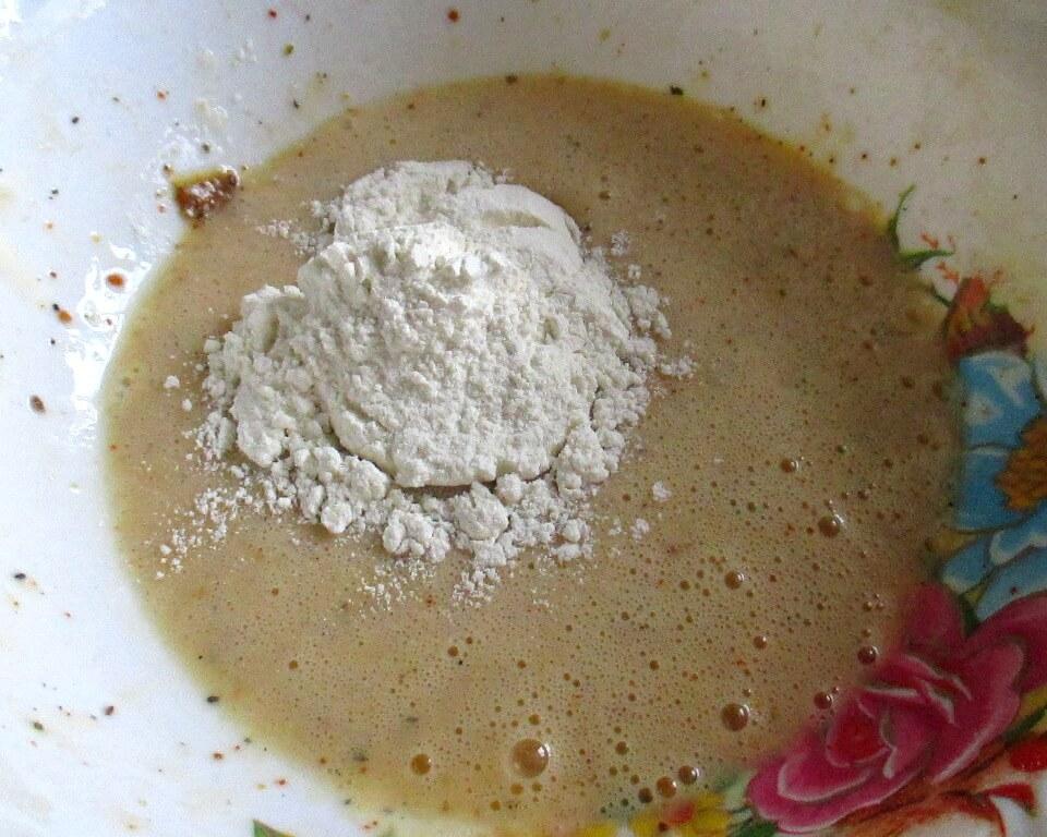 кляр для рыбы рецепт простой с майонезом, фото