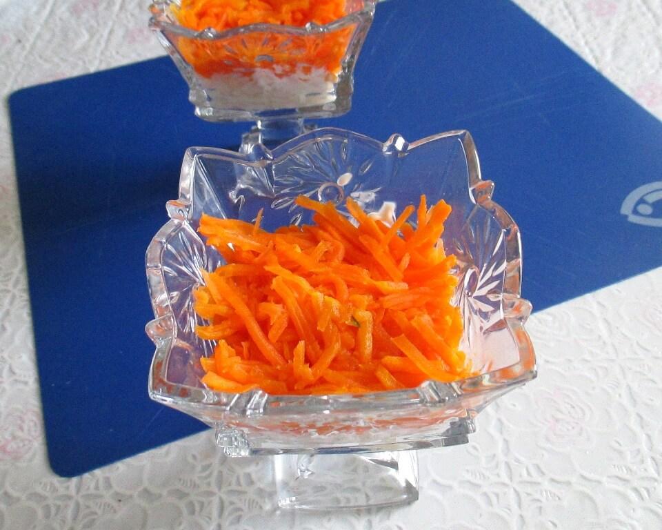 фото приготовление салат коктейль