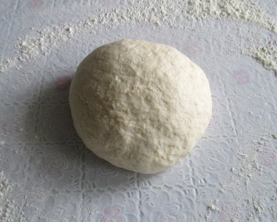 фото тесто для лепешек