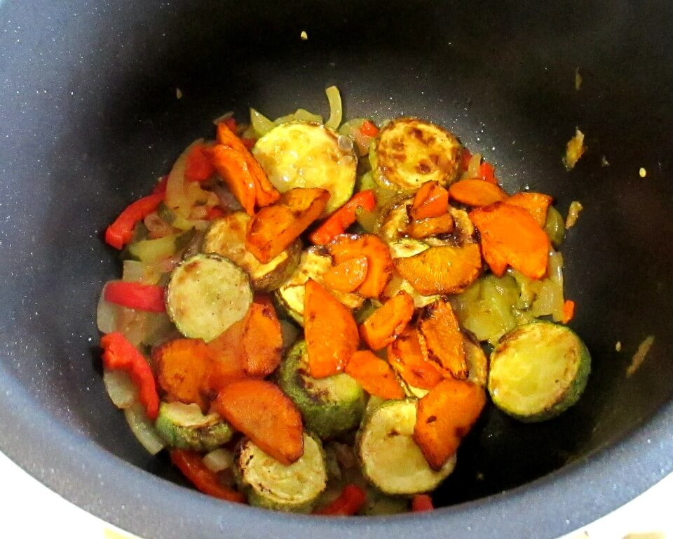 фото овощей жаренных,