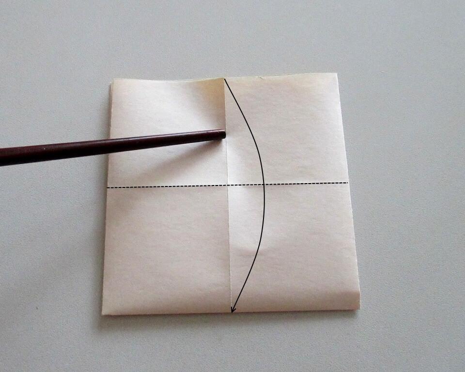как сделать из бумаги рыбку, фото,поделки из бумаги, оригами,