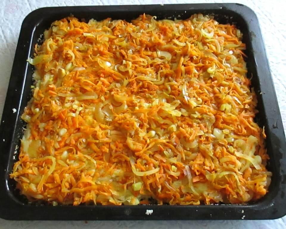 картофельная запеканка фото пошагово