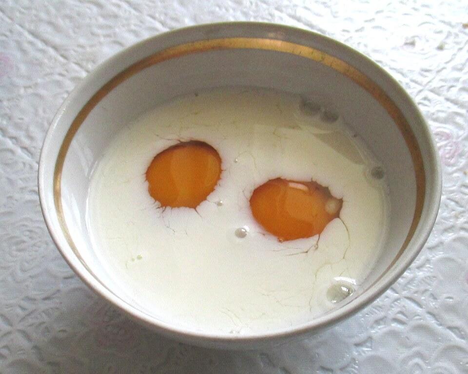 фото яйца, молоко