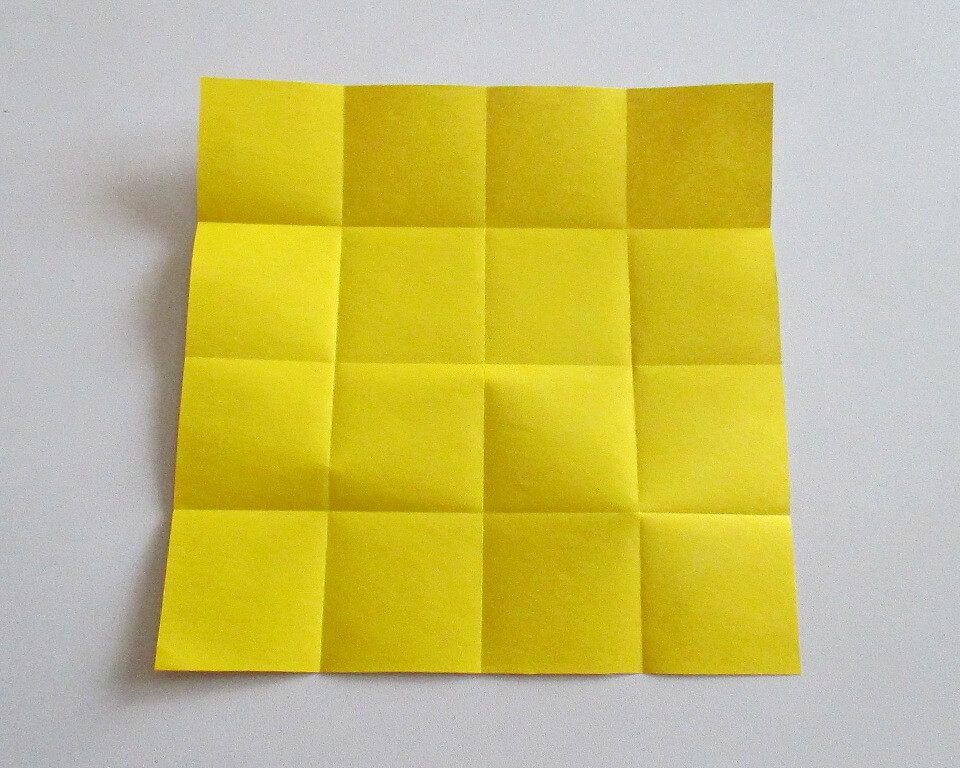 как сделать из бумаги рыбку, фото
