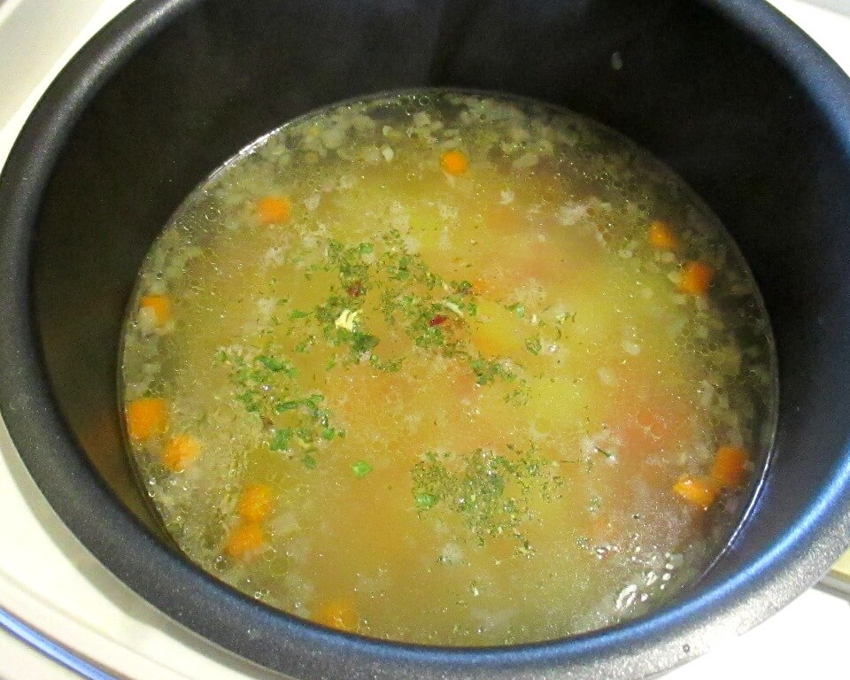 суп картофельный фото, картофельный суп рецепт с фото