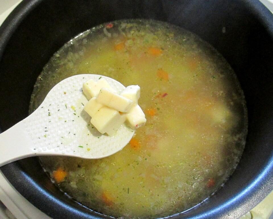 картофельный суп рецепт с фото