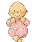 младенец-девочка