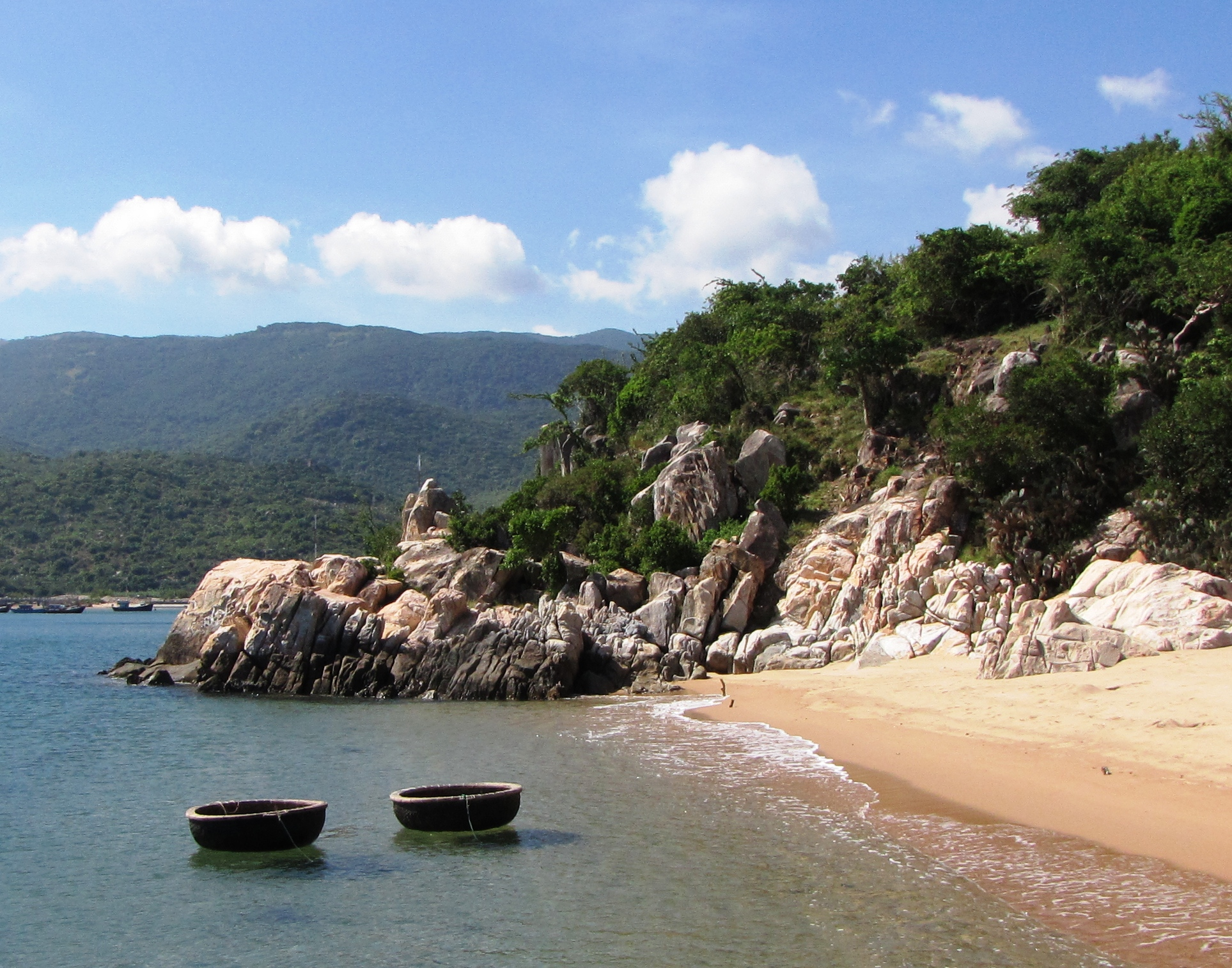 пейзаж, Вьетнам