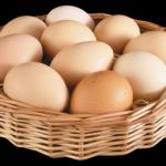 Куриные ЯЙЦА – самый уникальный продукт питания