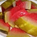 фото арбуз соленый
