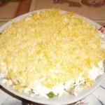 Как приготовить салат мимоза рецепт с фото