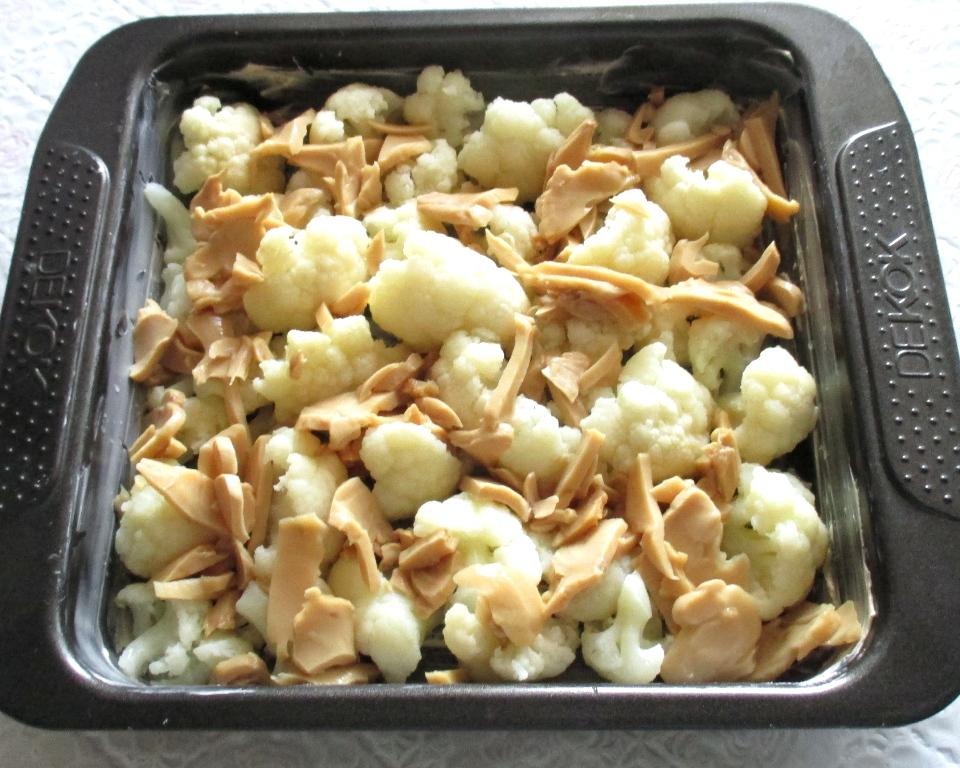 простые рецепты из цветной капусты с фото