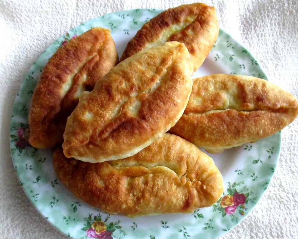 пирожки с начинкой фото