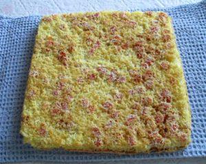 фото корж для бисквитного торта