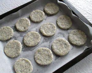 постное печенье, фото