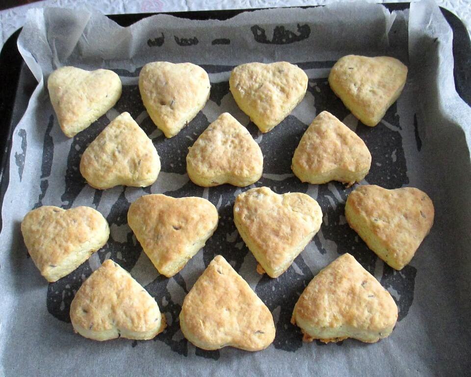 печенье с сыром фото