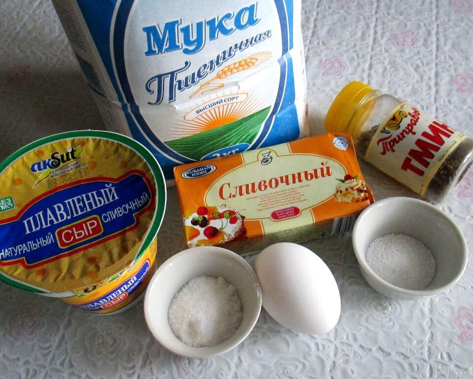 Ингредиенты для печенья, фото