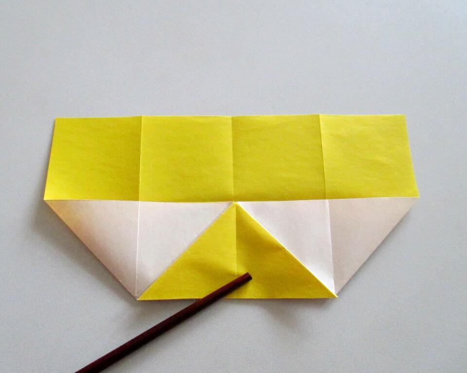 как сделать рыбку из бумаги поделка из цветной бумаги, Как сделать картину для подарка, фото