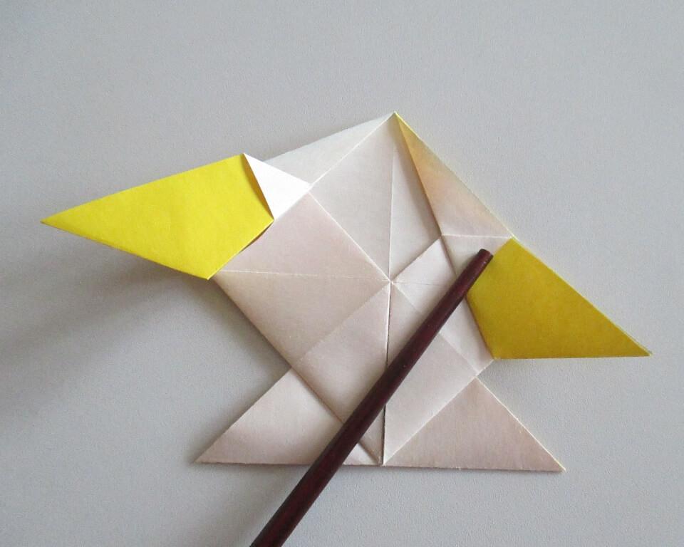 фото поделки из бумаги, оригами