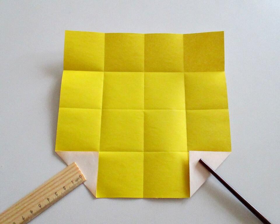 поделки из бумаги, оригами,