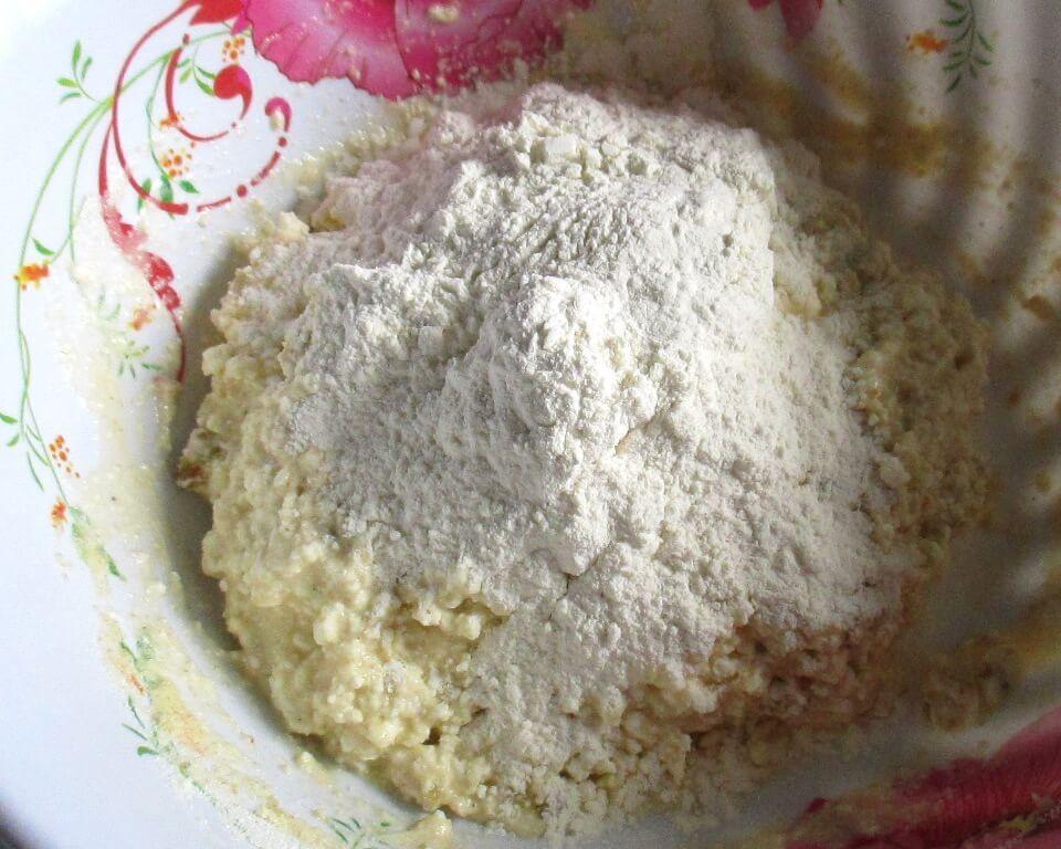 тесто для сырников фото